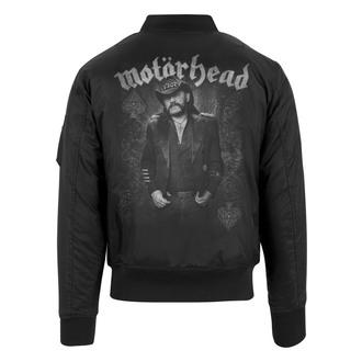 bunda pánská (bomber) Motörhead - Lemmy, NNM, Motörhead