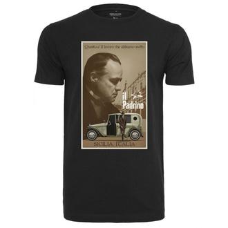 tričko pánské Kmotr - Poster - black, NNM, Kmotr