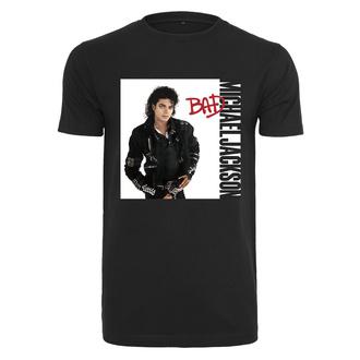 tričko pánské Michael Jackson - Bad - black, NNM, Michael Jackson