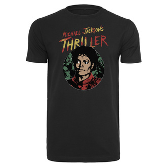 tričko pánské Michael Jackson - Thriller Portrait - black, NNM, Michael Jackson