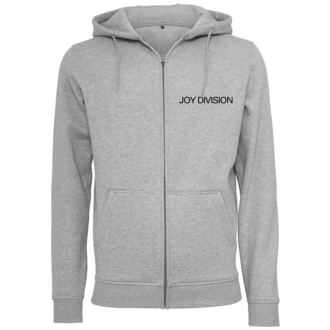mikina pánská Joy Division - heather grey, NNM, Joy Division