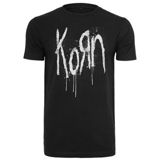 tričko pánské Korn - Still A Freak - black - MC499