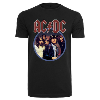 tričko pánské AC/DC - Band Logo - black - MC597