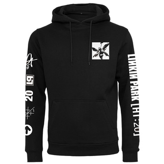 mikina unisex Linkin Park - Anniversary Logo - black, NNM, Linkin Park