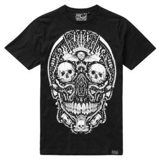tričko pánské KILLSTAR - Memento Mori - BLACK