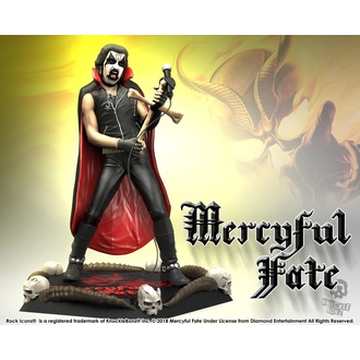 figurka Mercyful Fate - King Diamond - KNUCKLEBONZ, KNUCKLEBONZ, King Diamond