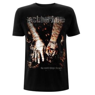 tričko pánské Machine Head - The More Things Change - Black - RTMHTSBCHA