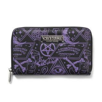 peněženka KILLSTAR - MISS MORBID - BLACK