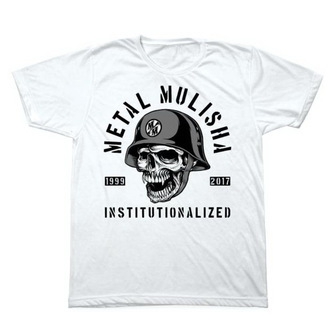 tričko pánské METAL MULISHA - INSTITUTIONLIZED - M1851831.01, METAL MULISHA
