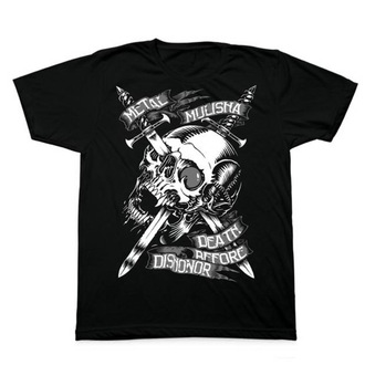 tričko pánské METAL MULISHA - DBD - BLK, METAL MULISHA