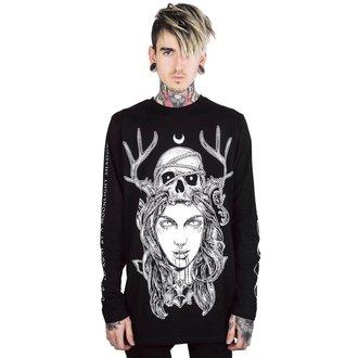 tričko pánské s dlouhým rukávem KILLSTAR - Moon Magic, KILLSTAR