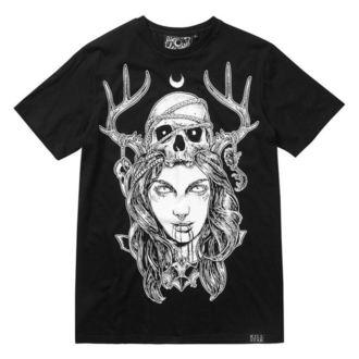 tričko pánské KILLSTAR - Moon Magic - BLACK