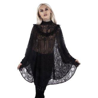 tričko dámské s dlouhým rukávem (tunika) KILLSTAR - MORTE MISTRESS - BLACK, KILLSTAR