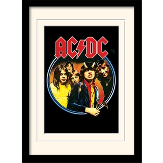 obraz AC/DC - (Group) - PYRAMID POSTERS, PYRAMID POSTERS, AC-DC