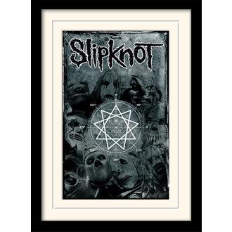 obraz Slipknot - (Pentagram) - PYRAMID POSTERS, PYRAMID POSTERS, Slipknot
