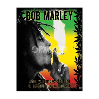 plakát Bob Marley (Herb) - MPP50071 - PYRAMID POSTERS