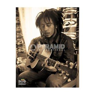 plakát Bob Marley (Sitting) - MPP50272 - PYRAMID POSTERS