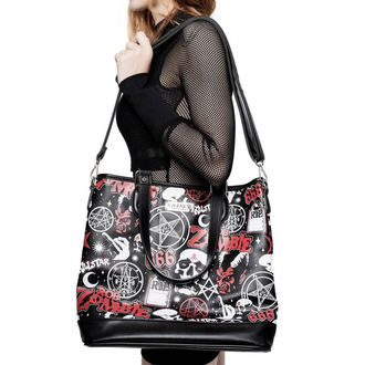 kabelka (taška) KILLSTAR - Rob Zombie - Mrs Zombie - KSRA000732