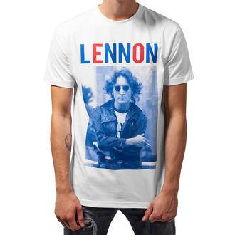 tričko pánské Beatles - John Lennon - Bluered, Beatles