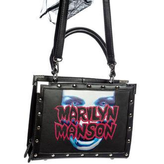 kabelka (taška) KILLSTAR - MARILYN MANSON - My Metal - Black