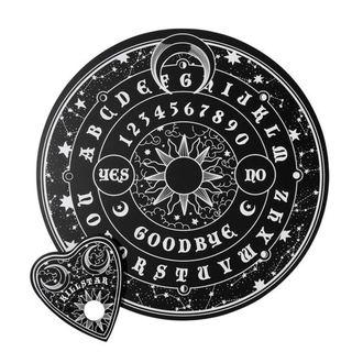 spirituální deska (věštící deska) KILLSTAR - Mystic Round Spirit - BLACK, KILLSTAR