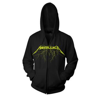 mikina pánská Metallica - Splatter Lightning - Black, NNM, Metallica