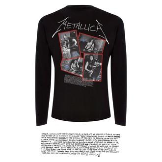 tričko pánské s dlouhým rukávem Metallica - Garage Cover - Black, NNM, Metallica