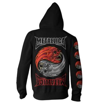 mikina pánská Metallica - Yin Yang - Black, NNM, Metallica