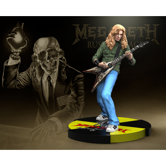 figurka Megadeth - Dave Mustaine - Rock Iconz Statue, Megadeth