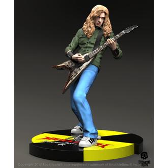 figurka Megadeth - Dave Mustaine - Rock Iconz Statue - KNUCKLEBONZ