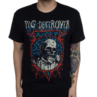 tričko pánské Pig Destroyer - Myiasis - Black - INDIEMERCH, INDIEMERCH, Pig Destroyer