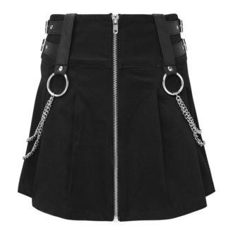sukně dámská KILLSTAR - Nancy - BLACK