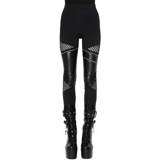 kalhoty dámské (legíny) KILLSTAR - Neo Noir - KSRA002018