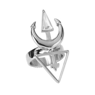 prsten KILLSTAR - Neptune - SILVER