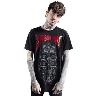 tričko pánské KILLSTAR - New Age - BLACK - KSRA001845
