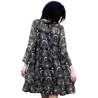 šaty dámské KILLSTAR - NEW MOON BABYDOLL - BLACK, KILLSTAR