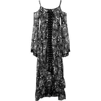 šaty dámské KILLSTAR - NEW MOON MAIDEN - BLACK - KSRA000192