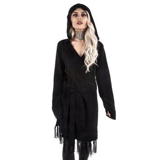 svetr dámský (cardigan) KILLSTAR - Nightshade - Black