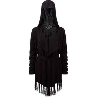 svetr dámský (cardigan) KILLSTAR - Nightshade - Black, KILLSTAR