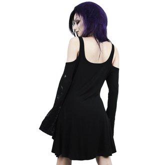 šaty dámské KILLSTAR - NIGHTSHADE - BLACK, KILLSTAR