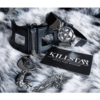 obojek KILLSTAR - Nikky Choker - Black, KILLSTAR