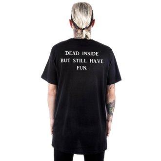 tričko pánské KILLSTAR - No Chill - Black, KILLSTAR