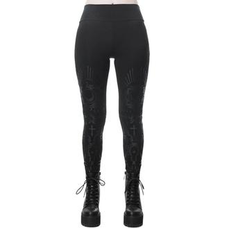 kalhoty dámské (legíny) KILLSTAR - Noctura - KSRA001419