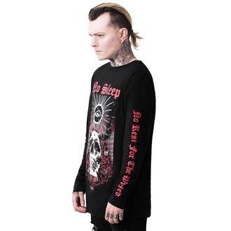 tričko pánské s dlouhým rukávem KILLSTAR - NO SLEEP LONG - BLACK, KILLSTAR