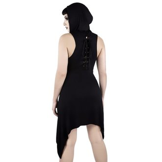 šaty dámské (tunika) KILLSTAR - NOT THE END - BLACK, KILLSTAR
