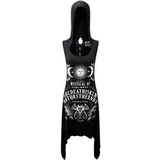 šaty dámské (tunika) KILLSTAR - NOT THE END - BLACK - K-HOD-F-2834