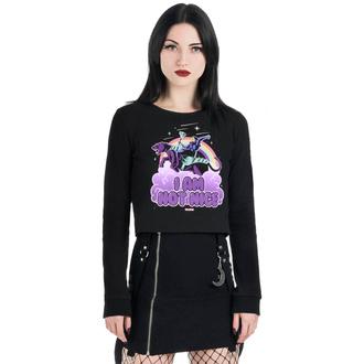 tričko s dlouhým rukávem (top) KILLSTAR - Not Nice Thermal, KILLSTAR
