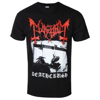 tričko pánské Mayhem - Deathcrush - (Black) - RAZAMATAZ, RAZAMATAZ, Mayhem