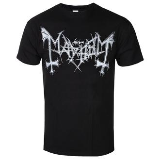 tričko pánské Mayhem - Distressed Logo - RAZAMATAZ, RAZAMATAZ, Mayhem