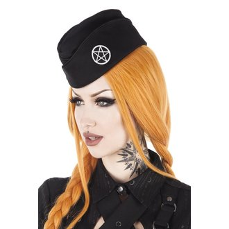 čepice (lodička) KILLSTAR - Out of Line - Black - K-HAT-F-2730